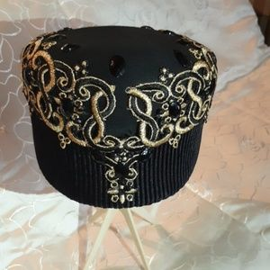 Beautifully bizarre black hat